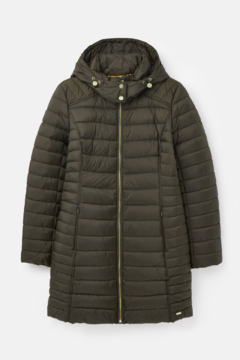 Joules Canterbury Long Luxe Padded Jacket - Alternate List Image