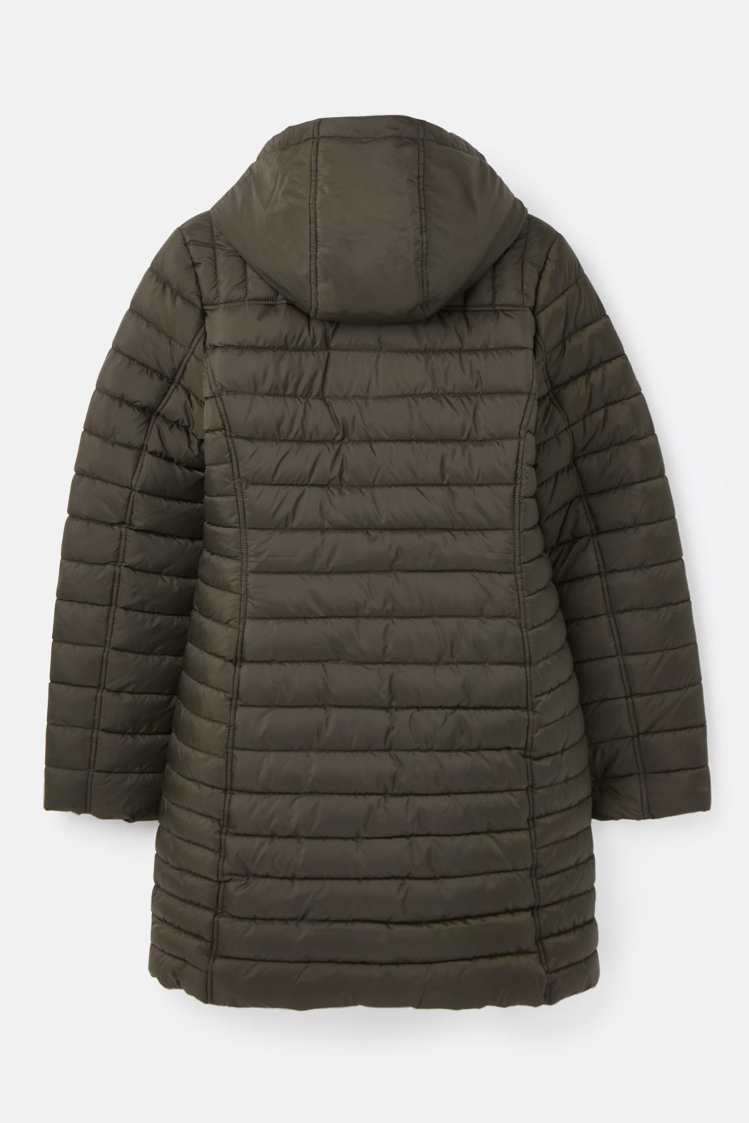 Joules Canterbury Long Luxe Padded Jacket - Front Full Image