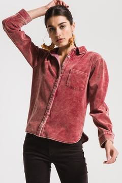 White Crow Canton buttoned shirt - Product List Image