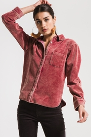 White Crow Canton buttoned shirt - Product Mini Image