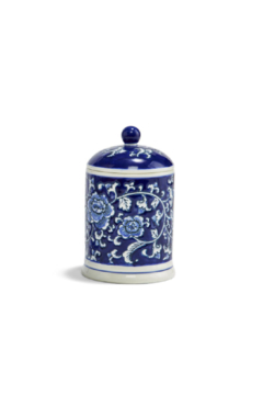 Two's Company Canton Chinoiserie Candle - Product List Image