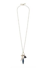 Canvas Briolette Bolo Necklace - Product Mini Image