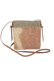 sun and sand Canvas Cross-Body Bag - Product Mini Image
