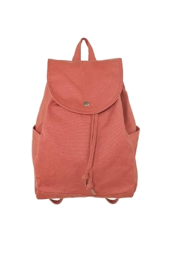 Baggu Canvas Drawstring Backpack - Product List Image