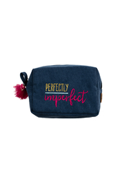 bops Canvas Make up Bags - Product Mini Image