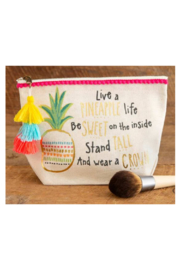 Natural Life Canvas Pouch - Product Mini Image