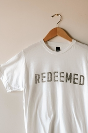 Canvas Redeemed Tee - Product Mini Image