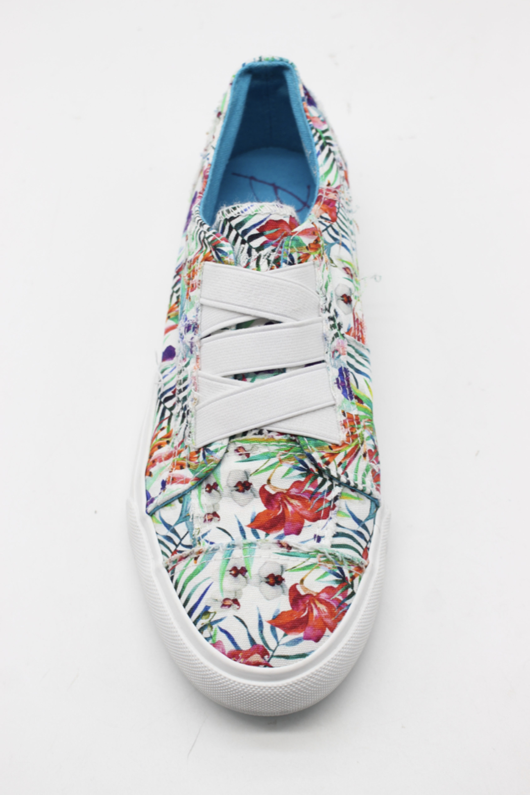 Blowfish Canvas Slip On Sneaker - Side Cropped Image