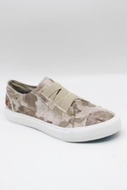 Blowfish Canvas Slip On Sneaker - Front cropped
