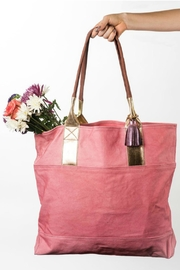 Violet and Brooks Canvas Tote Bag - Product Mini Image