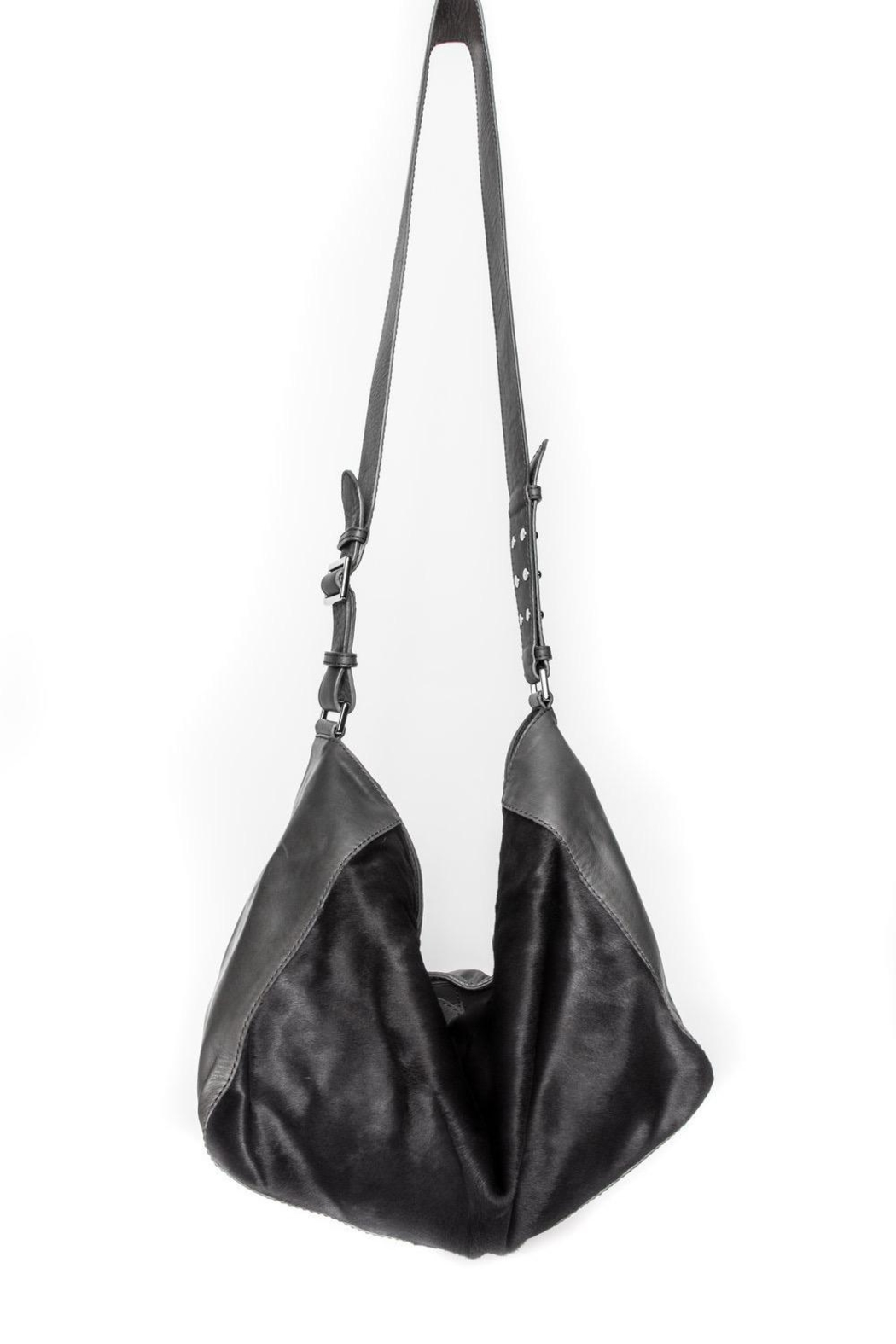 Canvas & Hyde Crossbody Messenger - Front Cropped Image