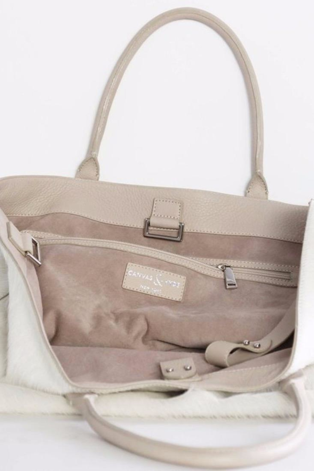Canvas & Hyde Monaco Weekender - Front Full Image