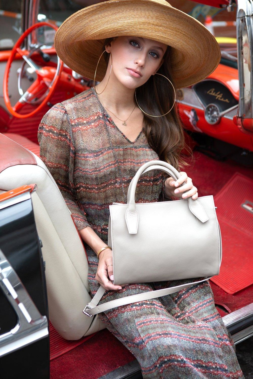 Canvas & Hyde Sydney Tote - Front Cropped Image