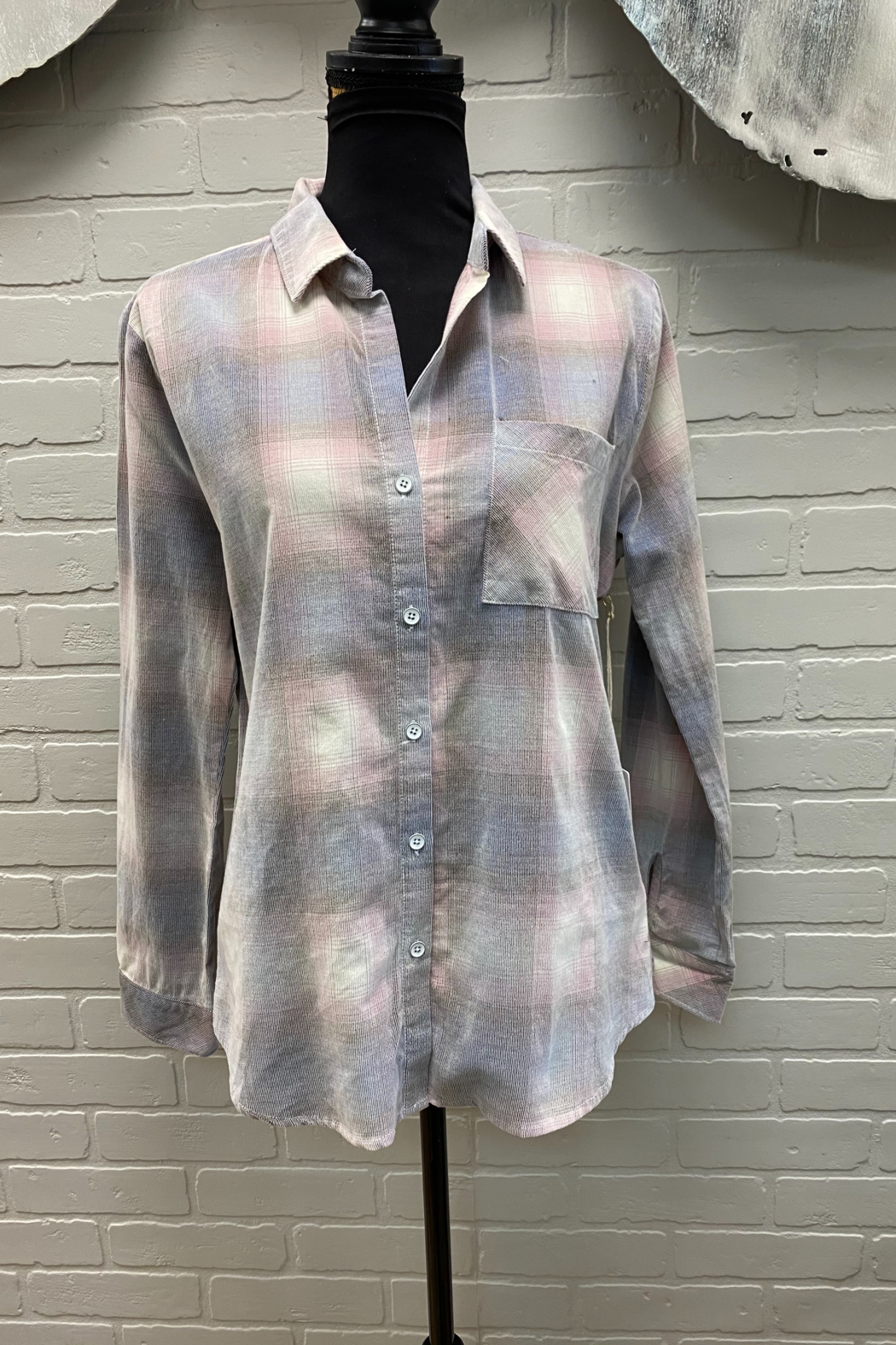 Dylan by True Grit Canyon Cord Shirt - Main Image