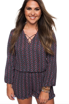 8356ac9e57 ... Izzy   Lola Canyon Sparrow Romper - Product List Image