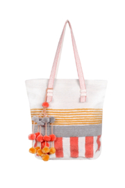 America & Beyond Canyon Sunset Tote Bag w/ Tassels - Product Mini Image