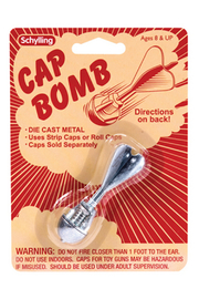 Schylling Cap Bomb - Product Mini Image