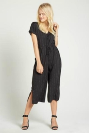 Bella Dahl Cap Sleeve Jumpsuit - Product Mini Image