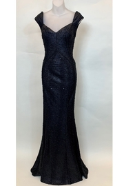 FERIANI COUTURE CAP SNAKE SKIN GOWN - Product Mini Image