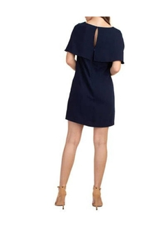Trina by Trina Turk Cape Sleeve Dress - Alternate List Image