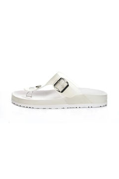 Cape Robbin Clear Strap Sandal - Product List Image