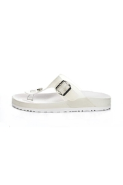 Cape Robbin Clear Strap Sandal - Product Mini Image