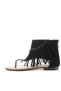 Cape Robbin Emily Sandal - Alternate List Image
