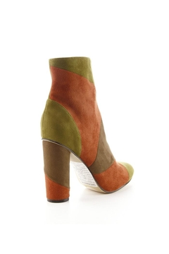 Cape Robbin Colorful High-Cut Booties - Alternate List Image