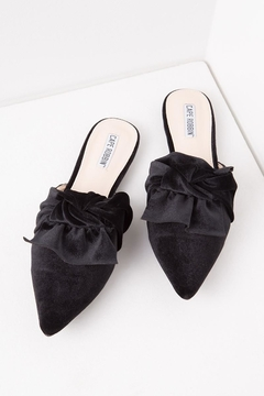Cape Robbin Pointy Toe Mule - Product List Image