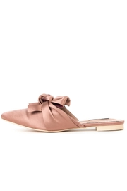 Cape Robbin Pointy Toe Mule - Front cropped