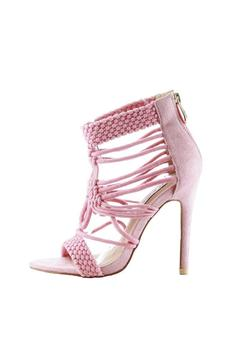 Cape Robbin Unane Pink Pump - Product List Image
