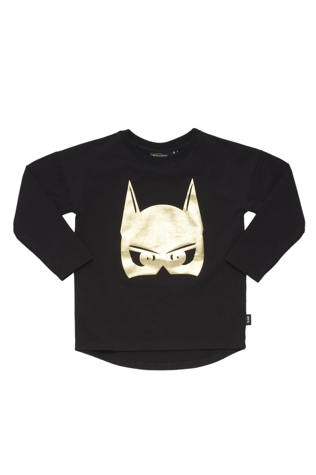 Rock Your Baby Caped Crusader Top - Main Image