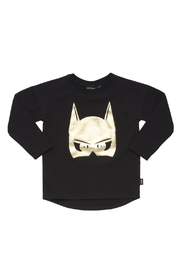 Rock Your Baby Caped Crusader Top - Front cropped