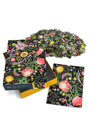 Fred Puzzles Capetown 1000 Piece Puzzle - Front full body