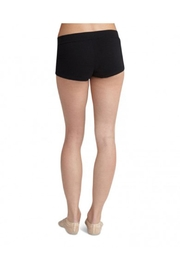 Capezio Dance Boy Short - Front full body