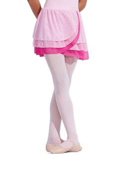 Capezio Ombre-Layered Dance Skirt - Product List Image