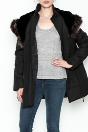 Capital Garment Quilted Coat - Front cropped