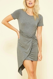 Unknown Factory Capped Sleeve Dress - Product Mini Image