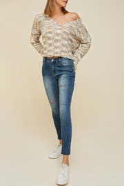 Apricot Lane Cappuccino Sweater - Product Mini Image