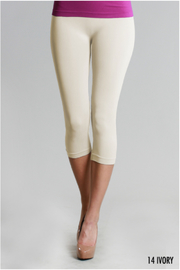 Nikibiki Capri Leggings - Product Mini Image