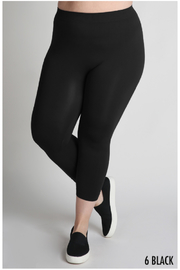 Nikibiki Capri Leggings - Plus Size - Product Mini Image