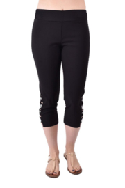 Ethyl Capri, Pull-on waist Legging/Skinny, High Stretch, Soft - Product Mini Image
