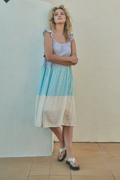 Rails Capri Rainbow Dress - Product List Image