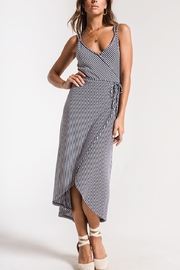 z supply Capri Wrap Dress - Product Mini Image