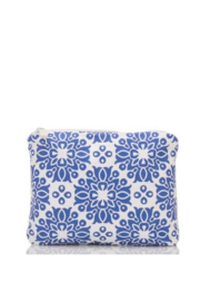 Aloha Collection Capri zipper bag - Front cropped