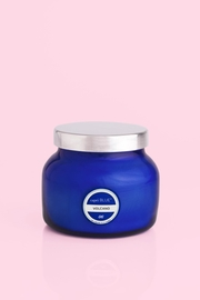 Capri Blue Candle-Volcano - Front cropped