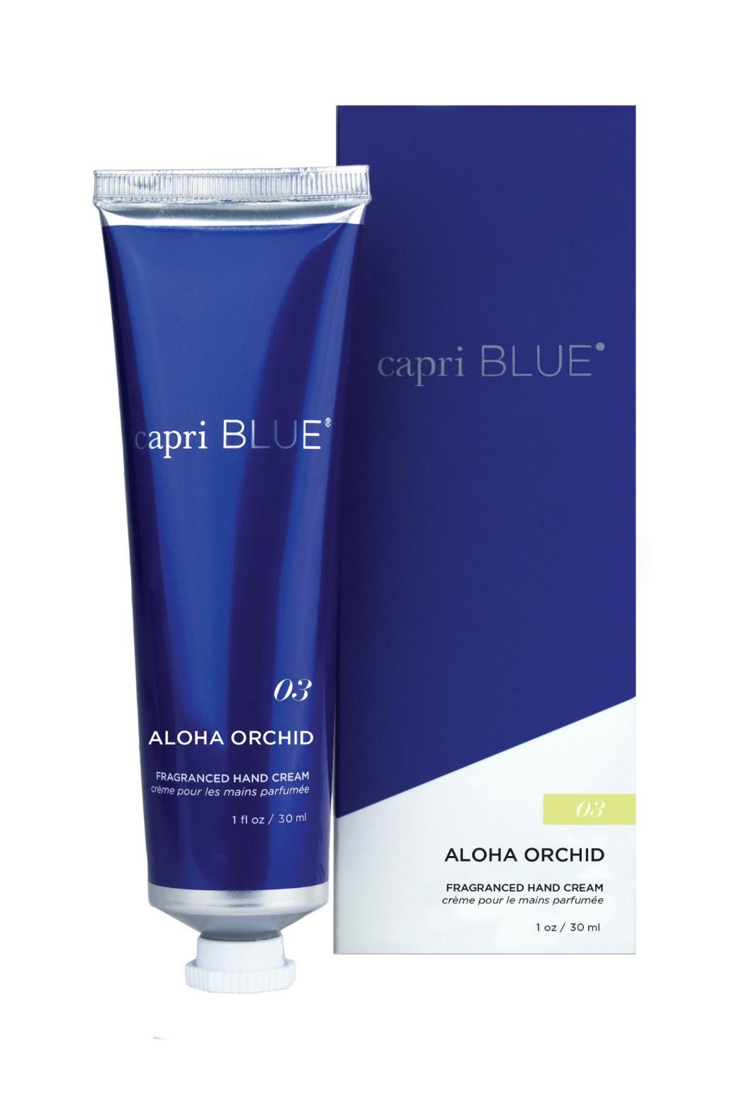 Capri Blue Travel Hand Cream - Front Cropped Image