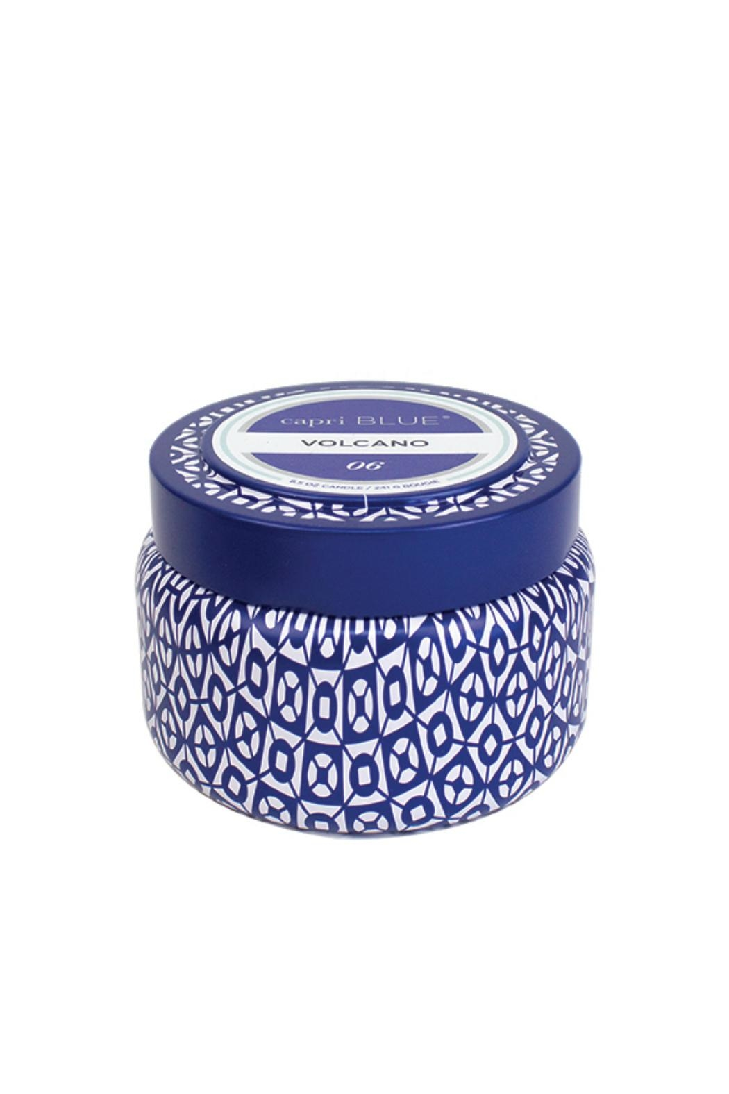 Capri Blue Tropicalfruits Travel Candle - Main Image