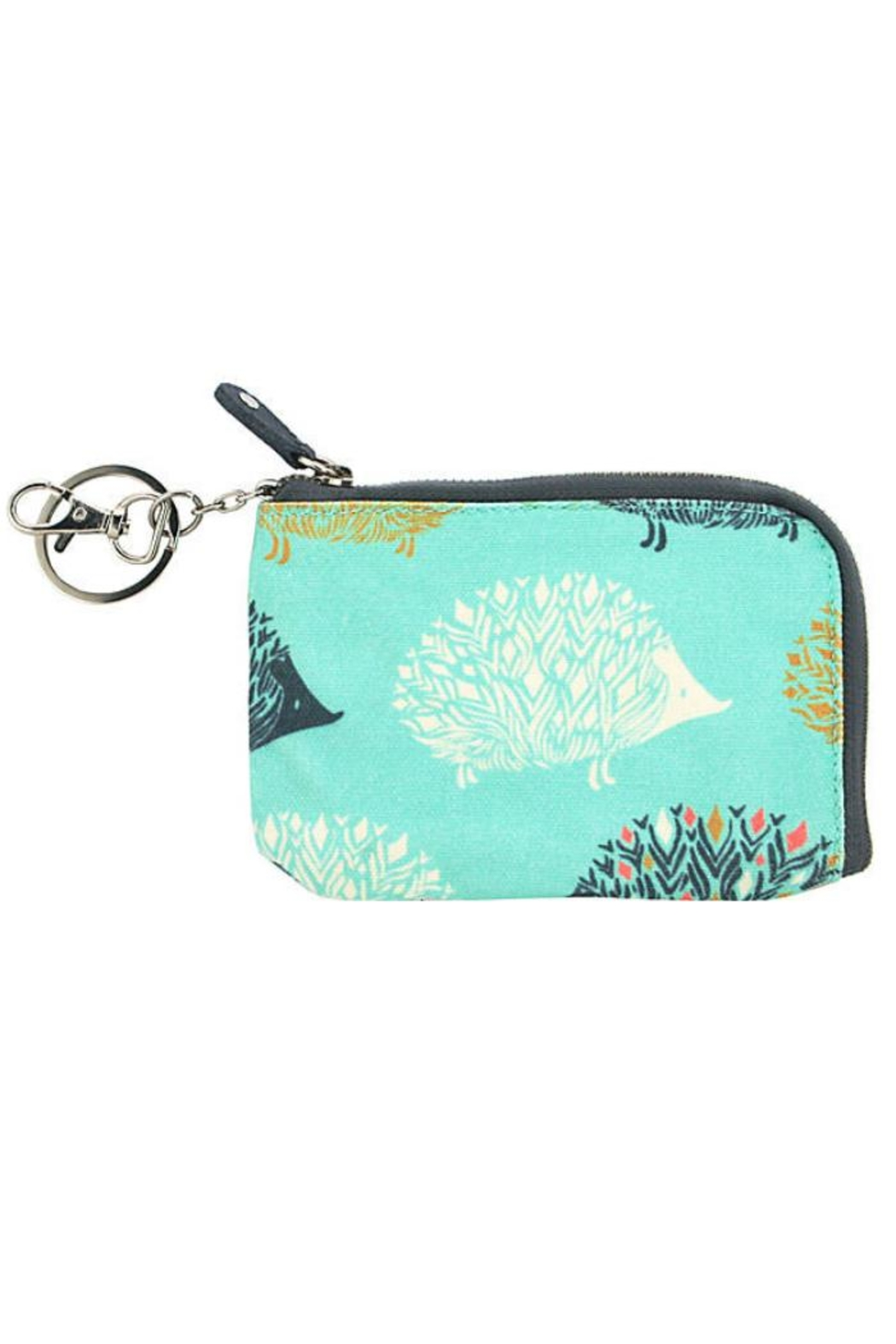 Capri Designs Hedgehog Id Case - Front Cropped Image