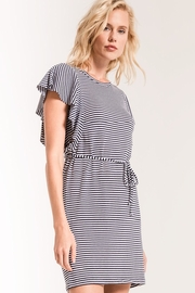 Zsupply Capril Ruffle Dress - Product Mini Image